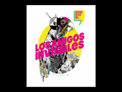 Los Amigos Invisibles - Robot Love