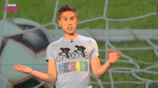 John Terry's ridiculous punishment - Russell Howard's Good News - Series 7 Episode 2 - BBC Three
