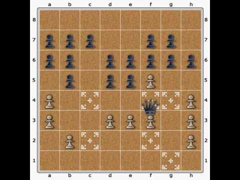 Altı hamleli oyun.  No- 211_220.