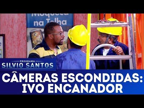 Ivo Encanador | Câmeras Escondidas (28/01/18)