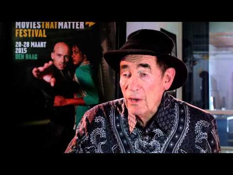 Albie Sachs at Movies that Matter 2015