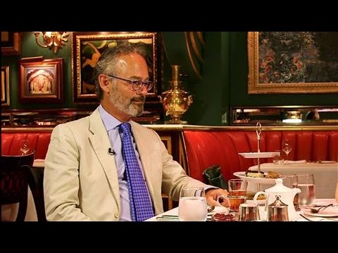 Amor Towles on New Novel 'A Gentleman in Moscow'