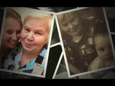 Песня Бабушке - Фото-Клип