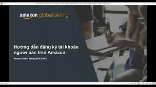 Hướng dẫn đăng kí tài khoản Amazon chi tiết - Emily Global Selling