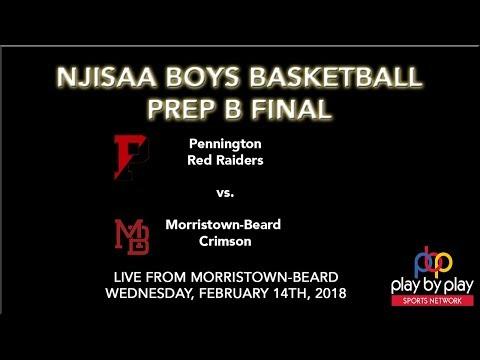 Boys Basketball: NJ Prep B Championship - Pennington vs. Morristown-Beard