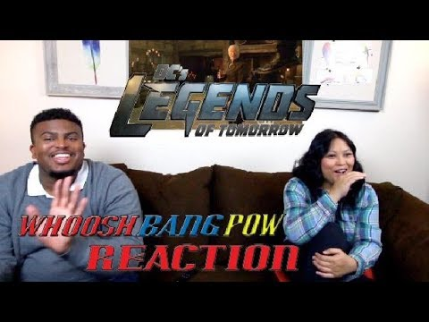 "Legends of Tomorrow 3x5 ""Return of the Mack""  Reaction and Recap"