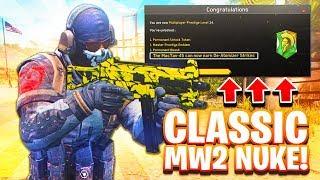 the classic *MW2 TACTICAL NUKE* on INFINITE WARFARE! ☢️
