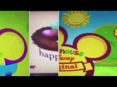 Higglytown Heroes, Stanley, Little Einsteins, Handy Manny, Mickey Mouse Clubhouse Credits Remix