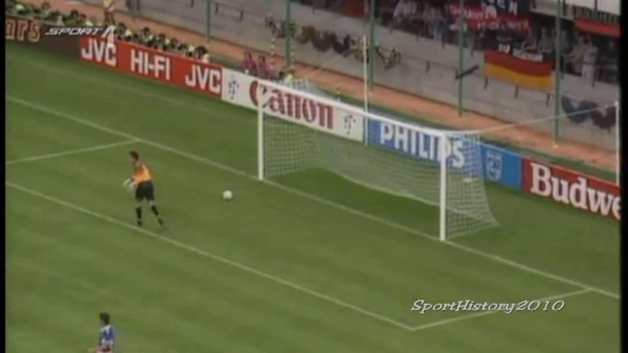 Fussball Wm 1990 Deutschland Vs Jugoslawien Vorrunde