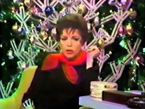 "Judy Garland on ""The Tonight Show"" - December 17 1968 Part 1"