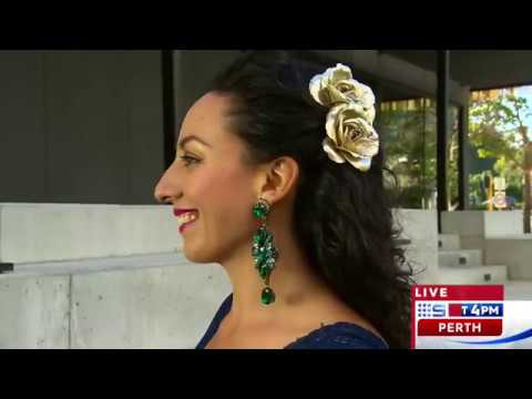 Spring Racing Fashion | 9 News Perth