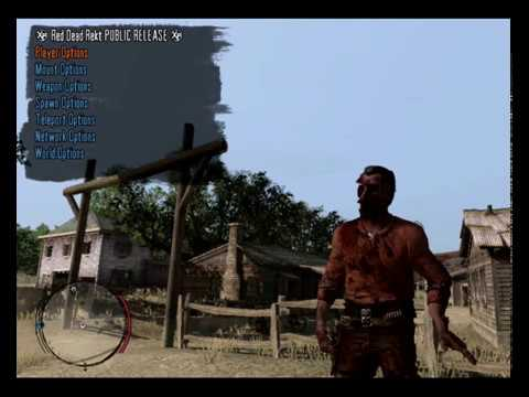 Red Dead Redemption Mod Menu PS3 - NextGenUpdate