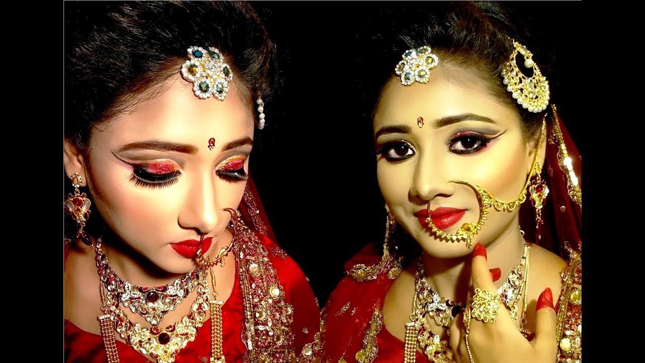 bengali bridal makeup i makeup artist in kolkata i swapna saha i