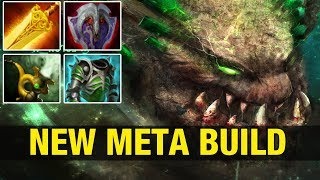 NEW META BUILD - MP 8.6K Plays Underlord with Radiance and Vanguard - Dota 2