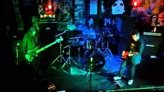 family of noise: before I go - The Zombie Hut, Corby 28/02/15