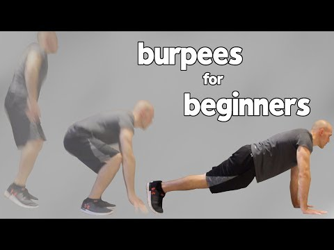 Burpee Variations for Beginners | Proper Form & Progressions
