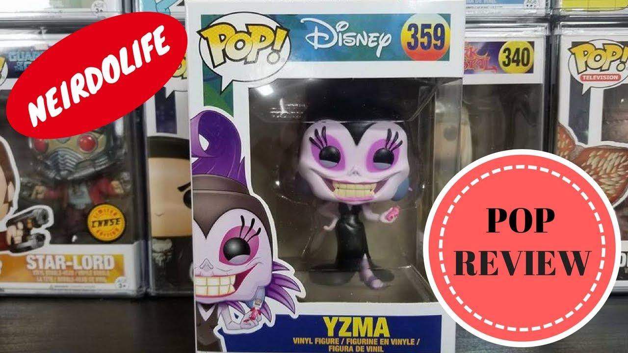 - Yzma CHASE Emperor/'s New Groove Disney Pop Funko Kuzco