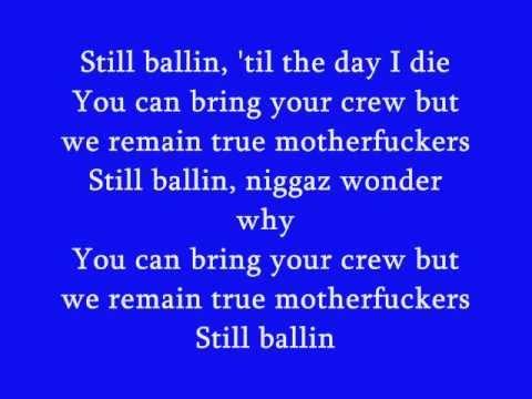 2pac  Still Ballin ft Kurupt