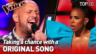Incredible Original Songs In The Blind Auditions Top 10 MP3