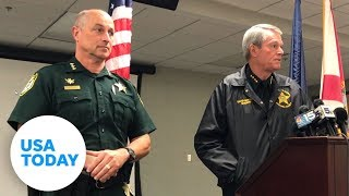 Pensacola Naval Air Station shooting: County Sheriff update | USA TODAY