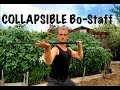 Collapsible BO STAFF Fighting - Amazing!