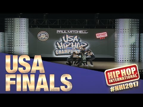 Fuego Dance Crew - San Diego, CA (Adult Division) at HHIUSA2017 Finals