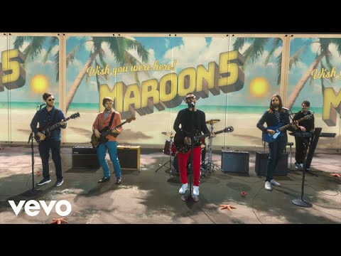 Maroon 5 - Three Little Birds (Official Music Video)