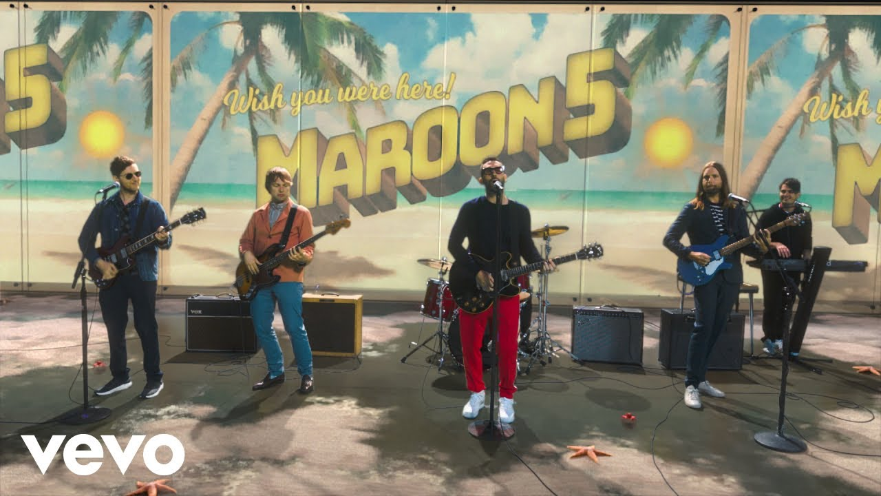 maroon-5-three-little-birds-maroon5vevo