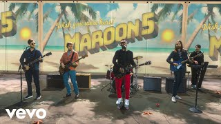 Download Maroon 5 - Three Little Birds Mp3