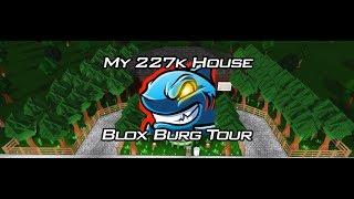 Roblox l Bloxburg l Mein 227k Haus