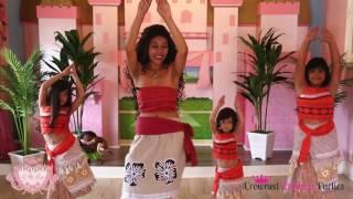 Moana Dance Lessons @ Le Petite Princesse