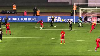 FIFA 15: Pro Clubs Team Goal in 60FPS