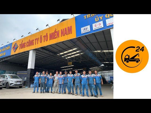 Giới thiệu công ty TNHH Dịch Vụ Sửa Chữa Ô Tô Miền Nam