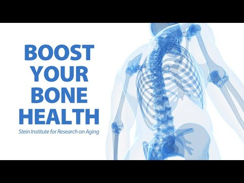 Boosting Bone Health To Prevent Injury And Speed Healing  - Research On Aging