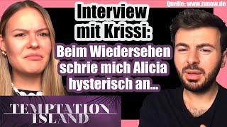 Temptation Island 2021 - Interview mit Krissi