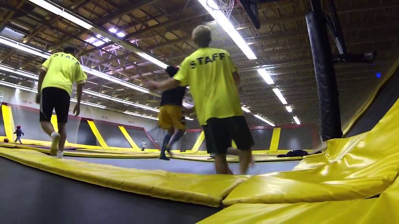 House of Jump | Trampoline Park in St. George, UT - YouTube
