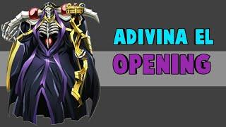 ADIVINA EL OPENING || ANIME || BD-S
