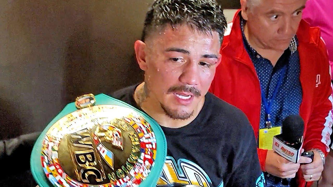"Joseph ""JoJo"" Diaz defeated Javier Fortuna to become the interim WBC Lightweight champion. FIGHT HIGHLIGHTS"