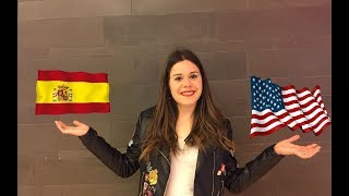 Choque cultural USA VS España  | Au Pair Life | Beautyisinside