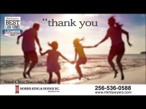 Morris King & Hodge Client Testimonial - Jamie