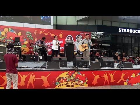 Judika - Sampai Akhir Band Cover Akustik Youth Festival 2019