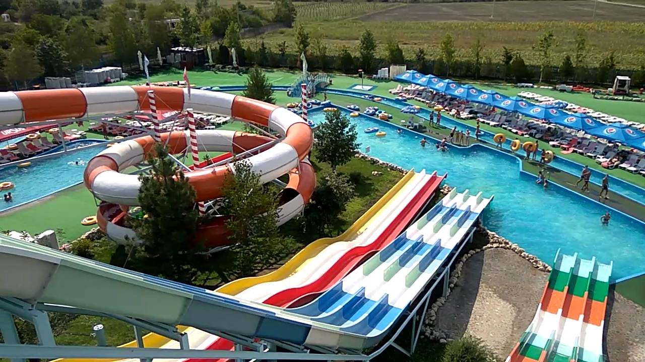 water park business plan free