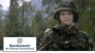 Jobporträt: Freiwillig Wehrdienstleistende bei den Gebirgsjägern der Bundeswehr