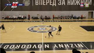 Футбол Хоккей НН Триумф 97 Салют Чемпионат Нижегородской области Полуфинал Матч 1
