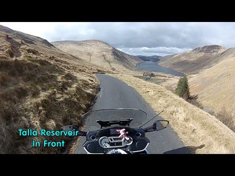 Paul & Lynn's Moffat To Tweedsmuir Ride