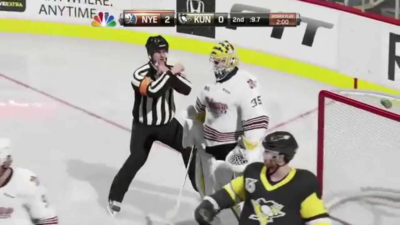 Download NHL 15 Highlights: Easy Goal Turns Into Bad Penalty