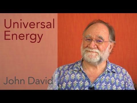 Universal Energy • John David Satsang