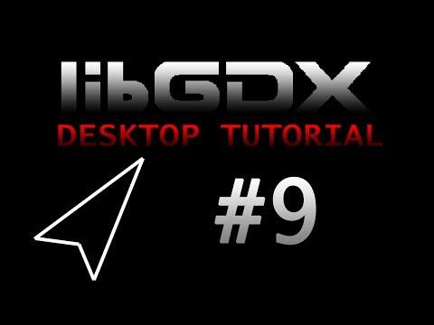 LibGDX Desktop Tutorial (Asteroids) - Part 9 - Explosions
