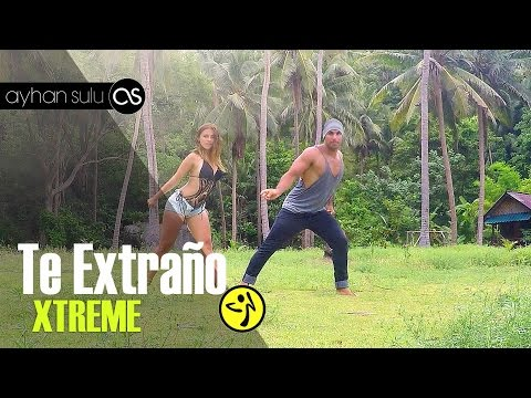 Zumba Te Extraño - XTREME// by A. SULU & FRIENDS (Bachata)