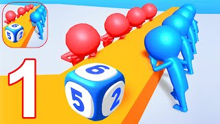 Dice Push - Gameplay Part 1 (Android, iOS) #1 screenshot 1